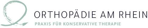 Orthopädie am Rhein Logo